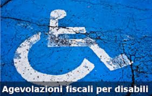 disabili-agevolazioni