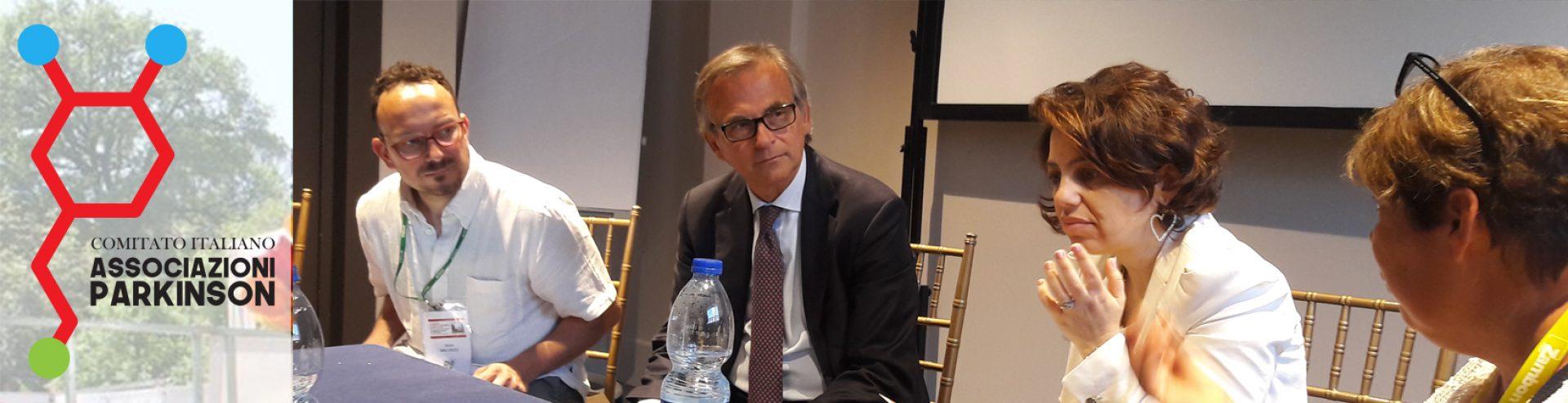 Comitato Italiano Associazioni Parkinson